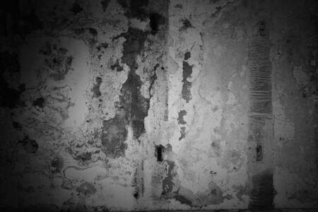 textured wall: Grunge textured concrete wall closeup Stock Photo