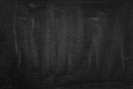 křída: Chalk vymazal na tabuli Reklamní fotografie