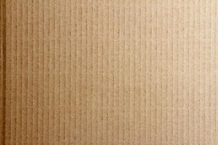 段ボールのテクスチャのクローズ アップ 写真素材