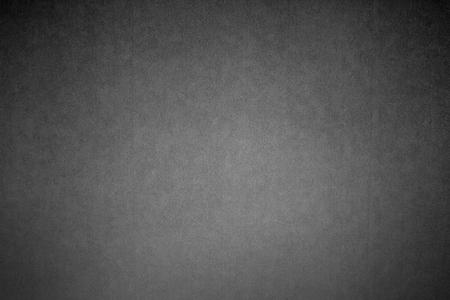 灰色の壁の背景。ダーク エッジ