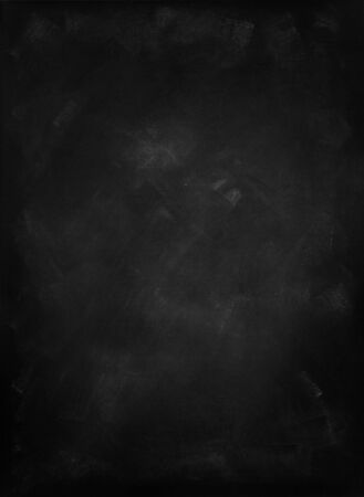 black backgrounds: Chalk rubbed out on blackboard