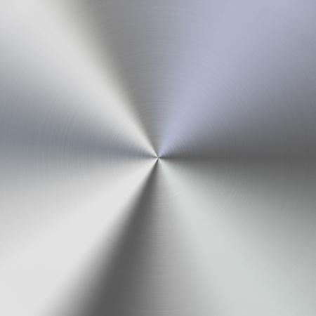 textures: Glänzender Edelstahl Metall-Hintergrund