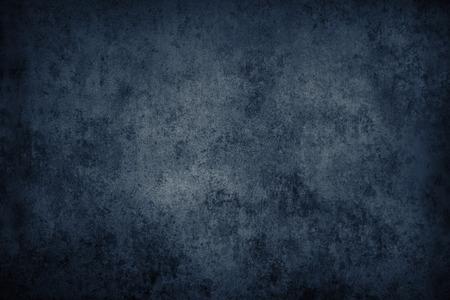 青いグランジ壁のクローズ アップ