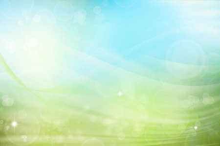 blue green background: Abstract blue and green tone background Stock Photo