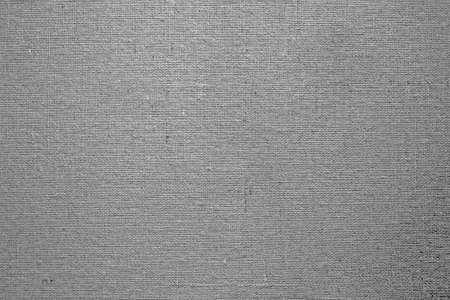 background textures: Closeup of grey canvas texture