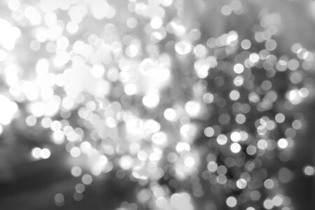 special effects: Abstract defocused bokeh circles background