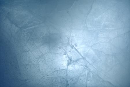 Primo piano di sfondo blu ghiaccio