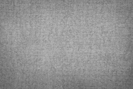 Primer de la textura de la lona gris Foto de archivo