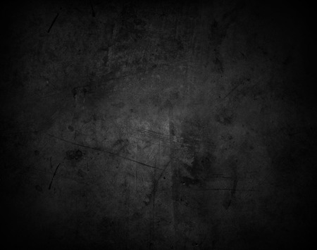 Dark blank black concrete background Banco de Imagens