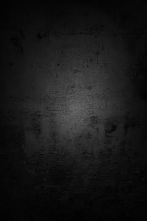 Dark blank black grunge background