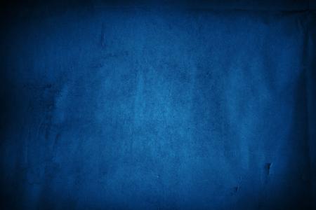paper textures: Closeup of blue paper texture