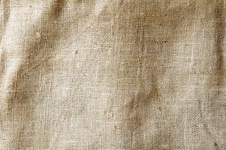 hessian: Closeup of burlap hessian sacking