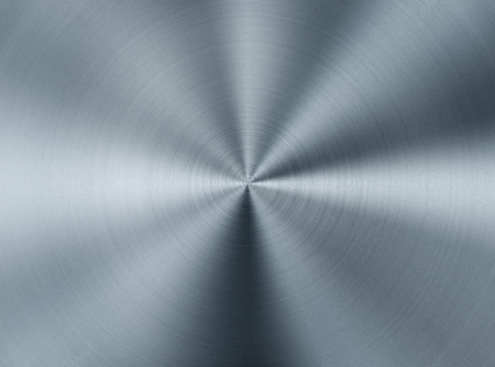 shiny metal background: Shiny stainless steel metal background Stock Photo