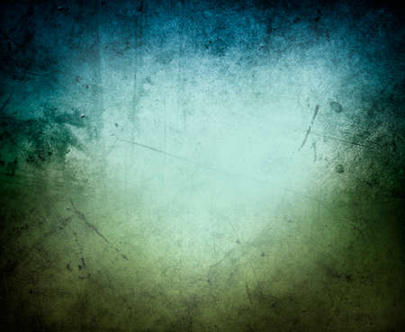 blue green background: Closeup of rough blue green textured background Stock Photo