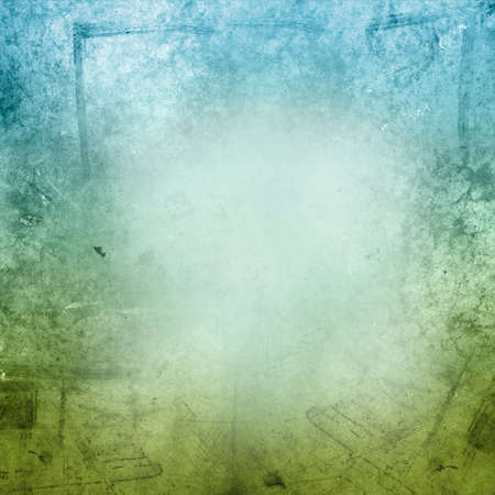 rough background: Closeup of rough blue green textured background Stock Photo