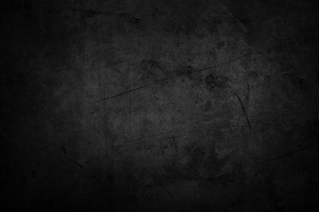 Dark blank black wall background