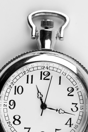 pocket watch: Close-up of pocket watch Stock Photo