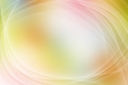 copy space: Lines on colorful abstract background. Advertising copy space