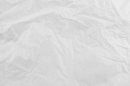 creased: Closeup of white paper texture Stock Photo