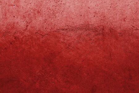 textured wall: Red grunge textured wall background Stock Photo