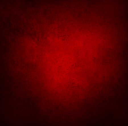 textured: Red grunge textured wall background Stock Photo