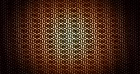 Nahaufnahme von Löchern in Metallstrukturiertem Hintergrund Standard-Bild - 84046879