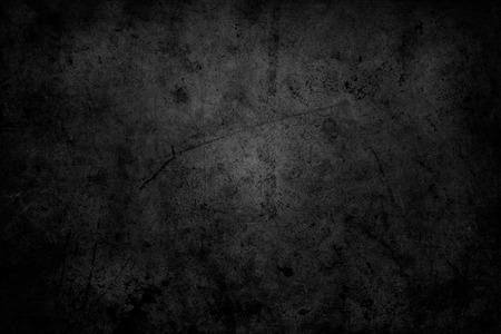 Zbliżenie czarnego teksturowanego tła