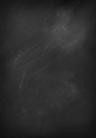 Chalk rubbed out on blackboard or chalkboard background