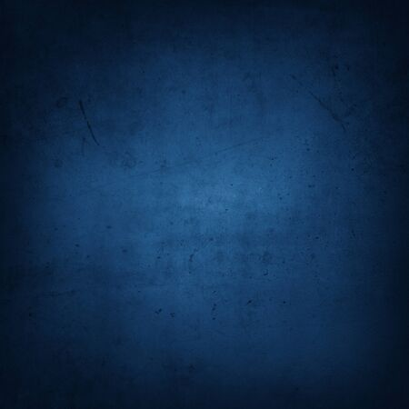 Closeup of blue textured background Imagens