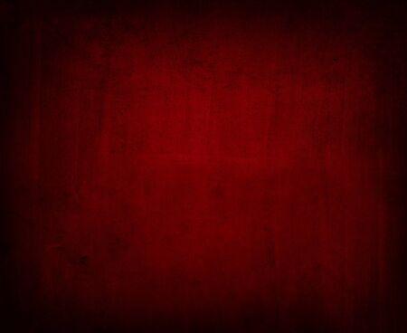 Fondo de muro de hormigón con textura roja