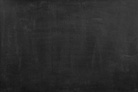 Kreide rieb heraus auf Tafelhintergrund Standard-Bild