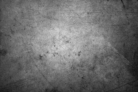 Zbliżenie szarego teksturowanego tła