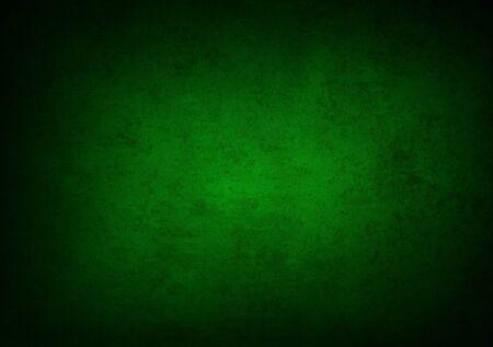 Primer plano de la pared con textura verde Foto de archivo