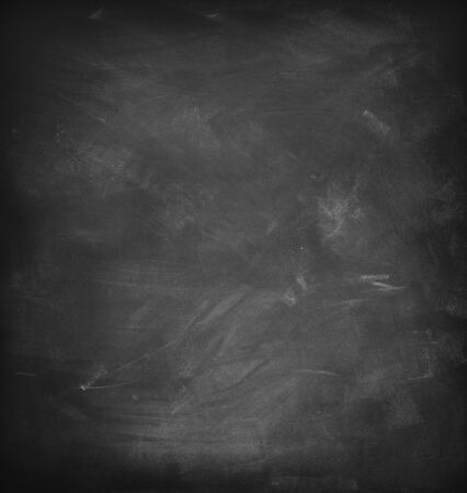 Chalk rubbed out on blackboard or chalkboard background 写真素材 - 132090724
