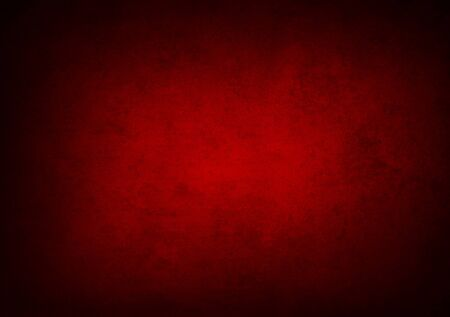 Czerwony teksturowanej tło ścian betonowych. Boże Narodzenie tło. Skopiuj miejsce