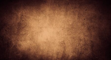 Brauner strukturierter Grunge-Hintergrund