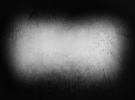 Close-up of grey textured background 写真素材