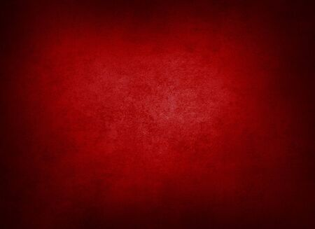 Red textured concrete wall background. Christmas background