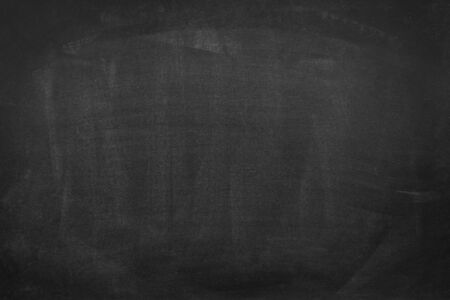 Chalk rubbed out on blackboard background 写真素材 - 131258828