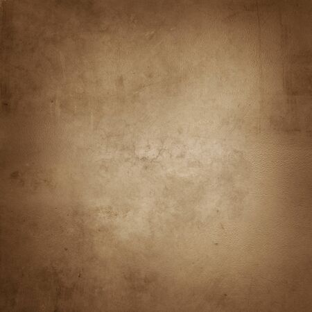 Brown color textured background. Dark edges 写真素材 - 131816373
