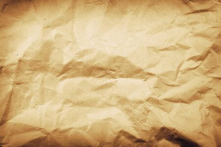 Closeup of brown paper texture background 写真素材 - 131756057