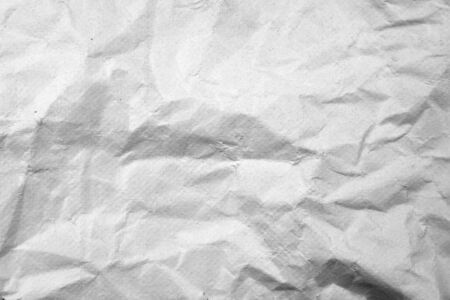 Close-up of white paper texture background 写真素材