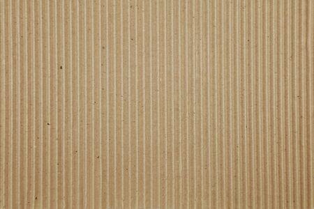 Closeup of brown cardboard texture 写真素材