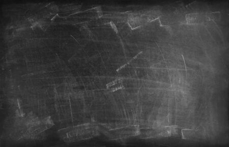 Chalk rubbed out on blackboard background 写真素材 - 132126439
