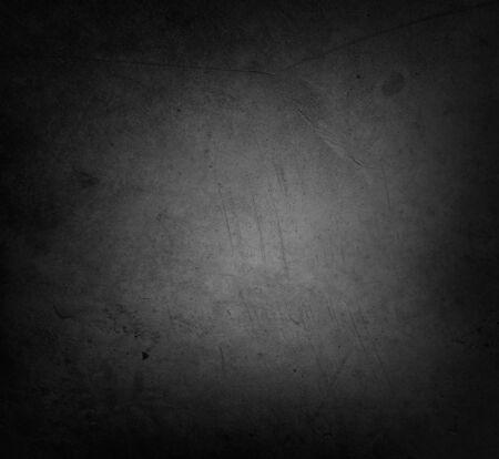 Grey textured background. Dark edges. Copy space Reklamní fotografie