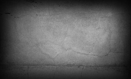 Close-up of grey textured background. Dark edges