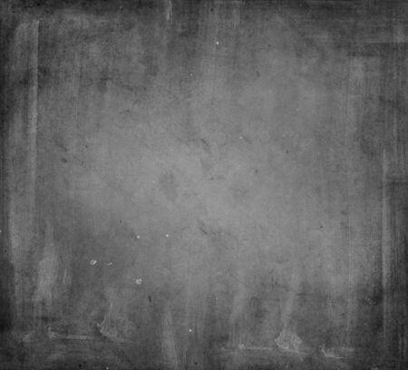 Close-up of black grunge textured background Imagens