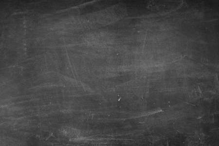 Chalk rubbed out on blackboard background Banque d'images