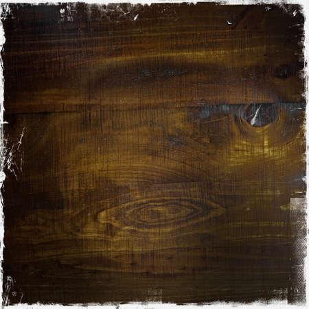 Closeup of dark wooden boards texture