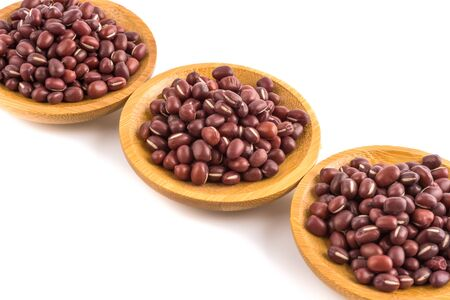 red bean: red bean   Stock Photo